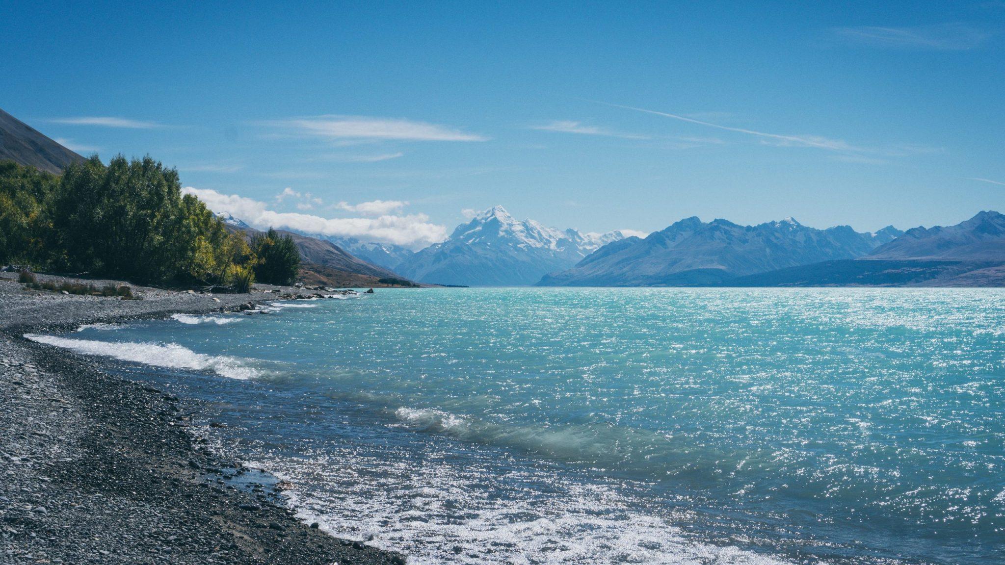 Nový Zéland – za nej krajinou na konec světa