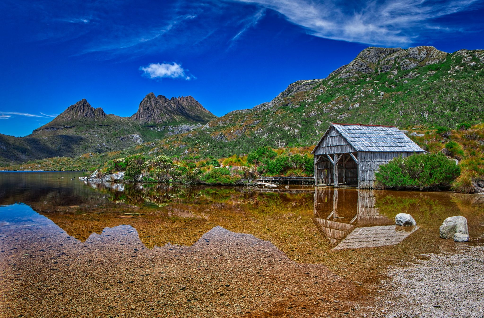 Cradle Mountains NP