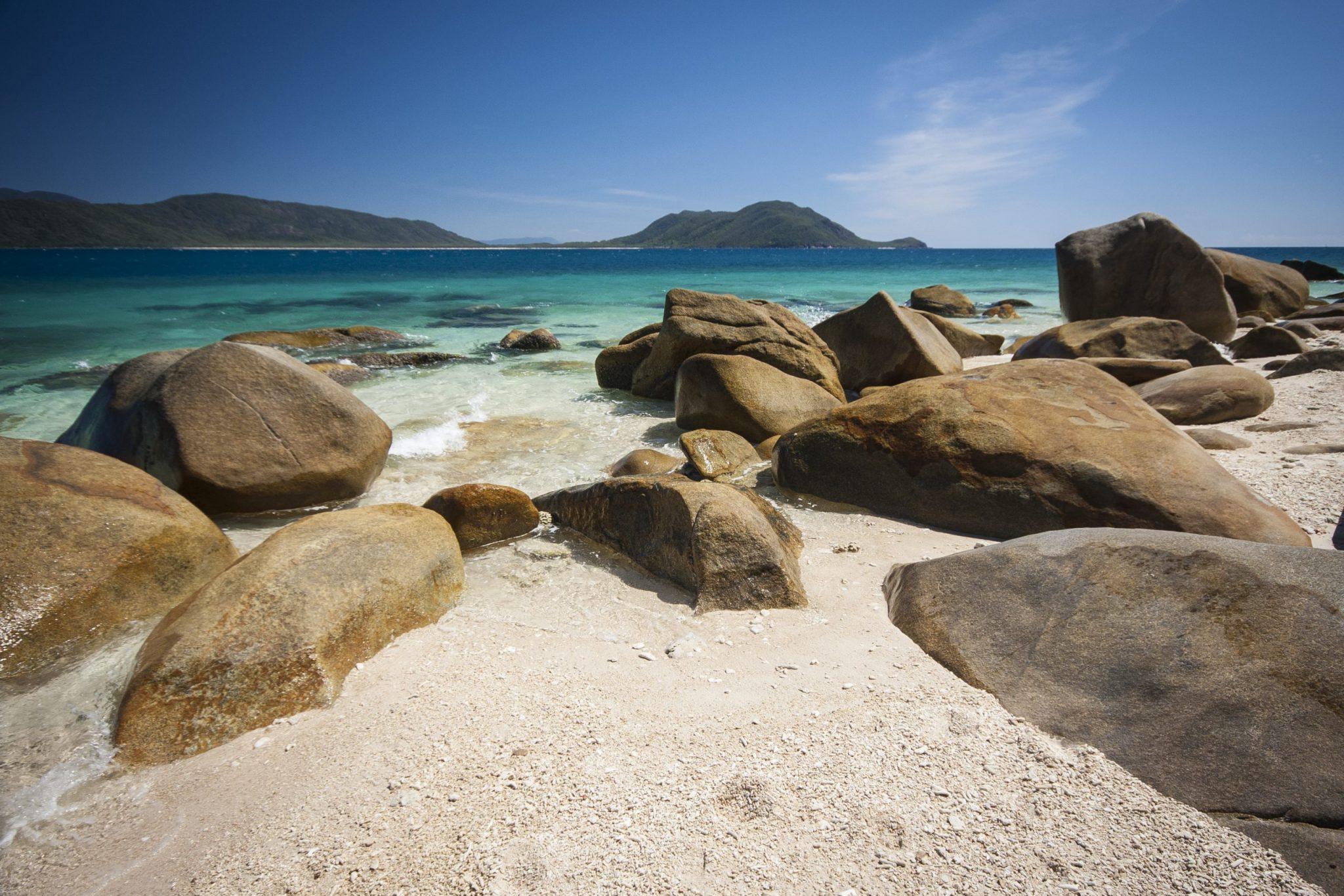 Cairns a okolí