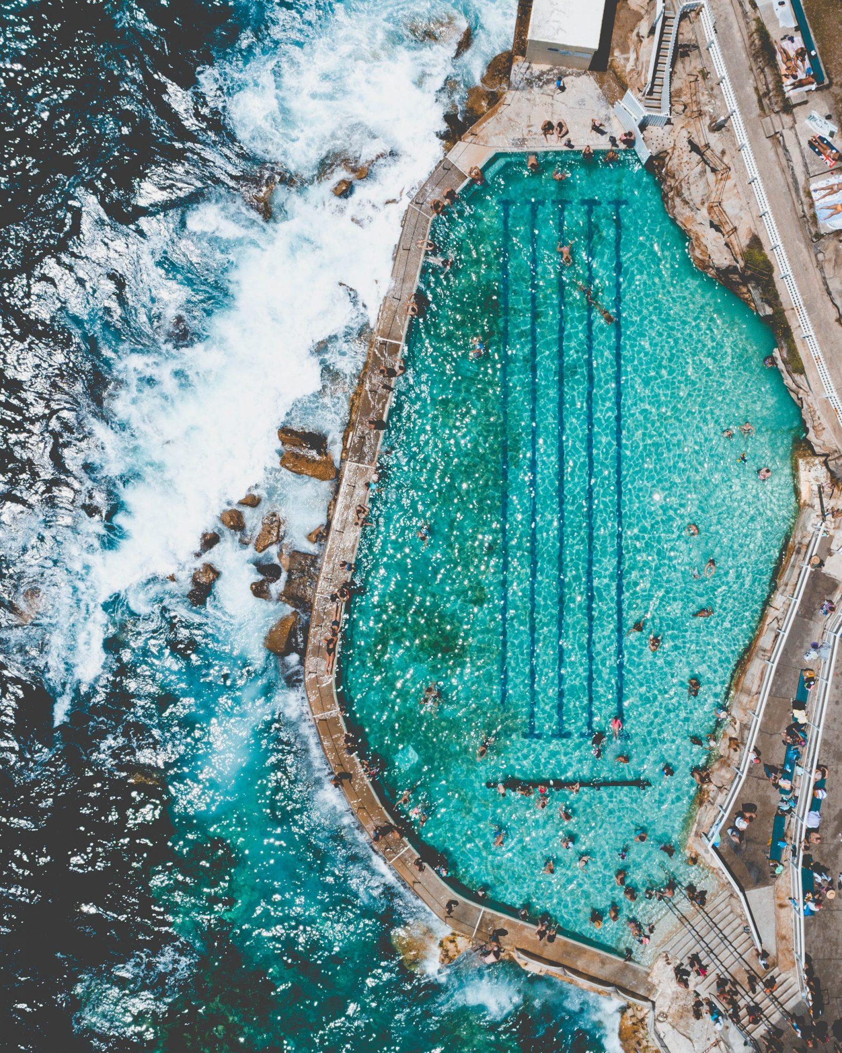 Sydney a Bondi beach