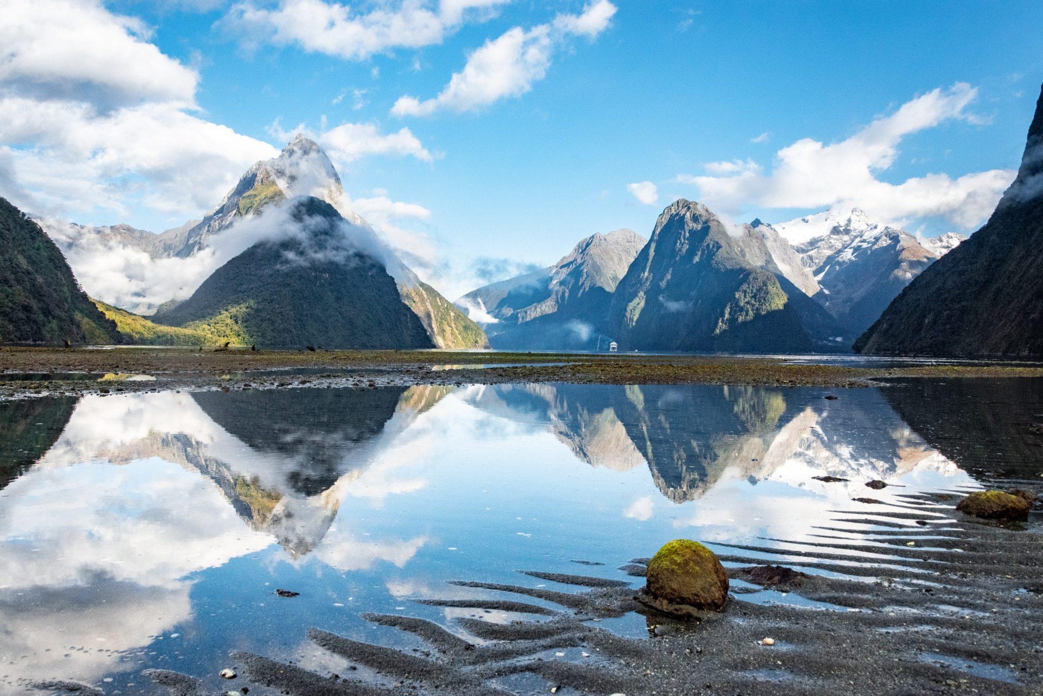 Milford Sound, Te Anau
