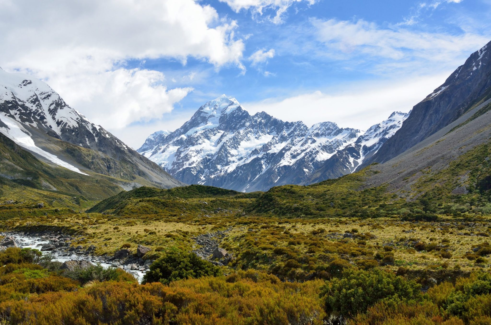 Mt. Cook NP