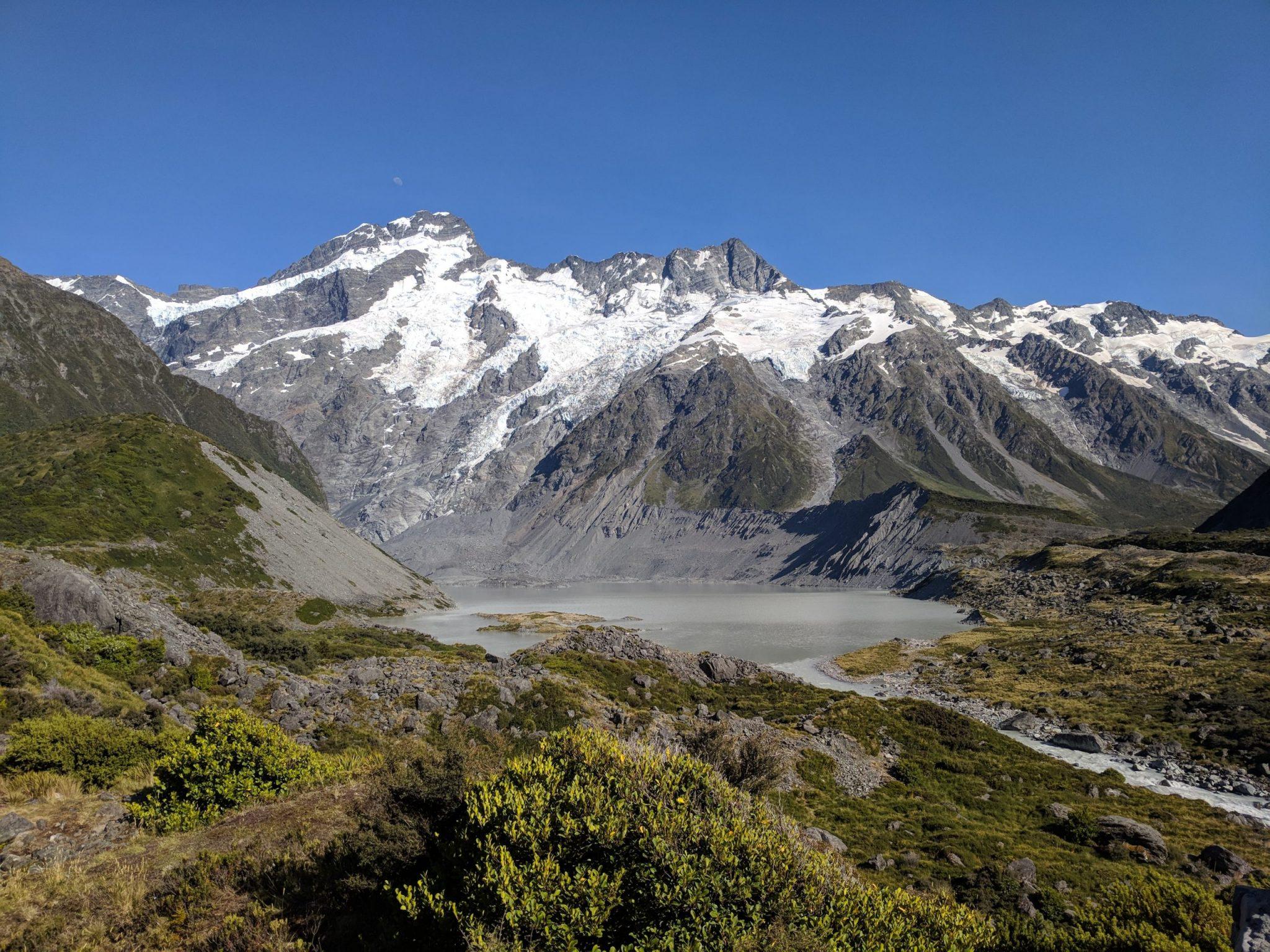 Mt. Cook NP