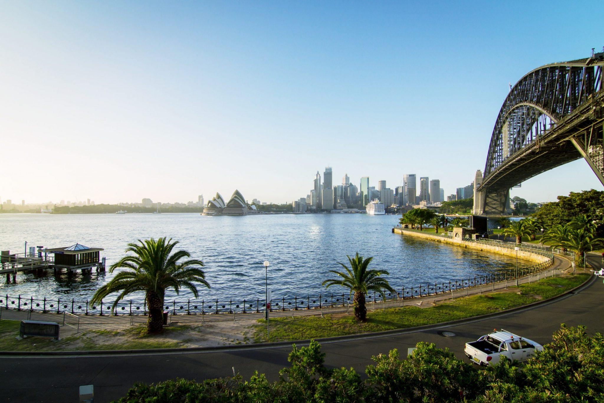 Jervis Bay - Sydney