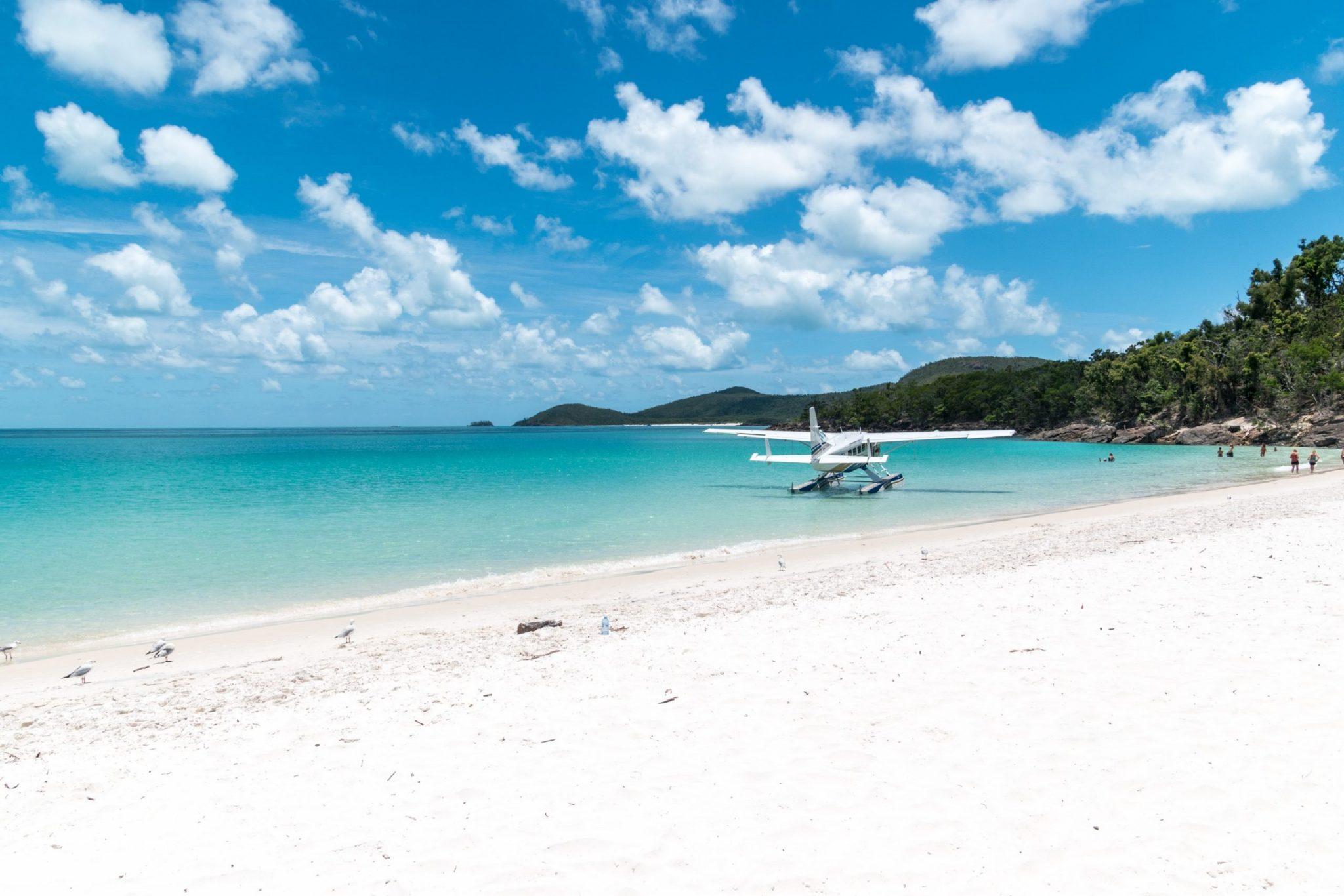 Plavba jachtou po ostrovech Whitsundays