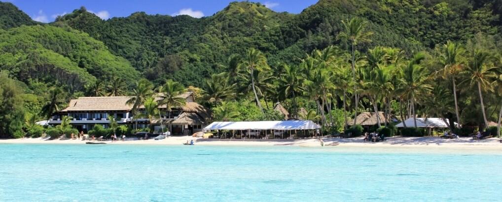 Rarotonga - Cookovy ostrovy